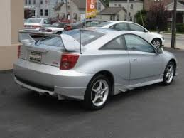 photo image gallery u0026 touchup paint toyota celica in silver