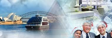 corporate christmas party ideas lunch dinner cruises sydney harbour