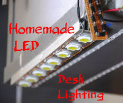 How To Make Led Lights Best 25 Led Workshop Lights Ideas On Pinterest Desk Light Led