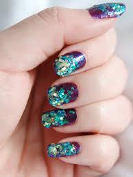 notd mermaid nail polish makeup files makeup files