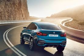 concept bmw bmw has released more pictures of the x4 concept autotribute