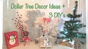 Dollar Tree Christmas Items - dollar tree christmas decor ideas 3 easy diy u0027s youtube