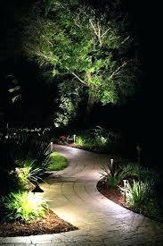 Led Pathway Landscape Lighting Landscape Path Lighting Kits Empress Led Landscape Light O Led