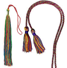 graduation tassles welcome to rainbow graduation tassels