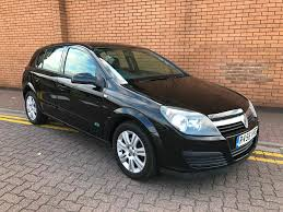 used vauxhall astra 2006 for sale motors co uk