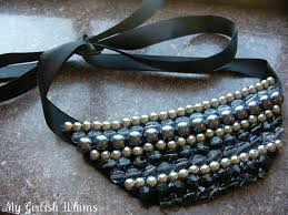 leather bib necklace images How to make a bib necklace tutorial my girlish whims jpg