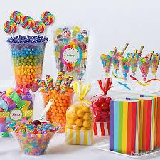Candy Tables Ideas Rainbow Candy Ideas Rainbow Candy Buffet Ideas St Patricks