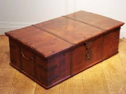 furniture home wood storage trunk coffee table design modern 2017