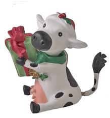 cow gifts and ornaments