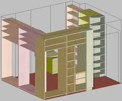 design of furniture in autocad