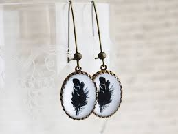 feather earrings nz feather earrings nz beautify themselves with earrings
