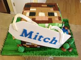 29 minecraft treats images minecraft party