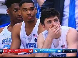 Unc Basketball Meme - unc fans just wait untill basketball season collegebasketball
