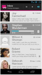 at t visual voicemail apk t mobile visual voicemail android apps on play