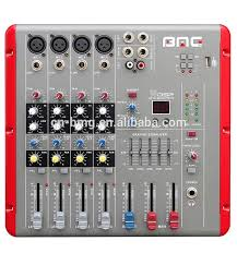 Sound Desk Bmg Gt 40 Mp3 Small Sound Mixer Small Mixing Desk Small Music