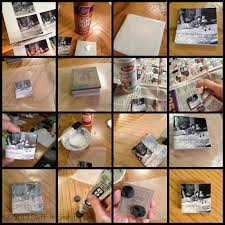 stuff n such by lisa 15 minute craft ceramic tile photo magnet