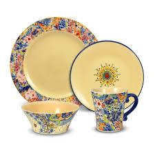 the pioneer 12 dinnerware set walmart with