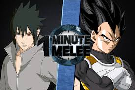 sasuke vs image sasuke vs vegeta png one minute melee fanon wiki