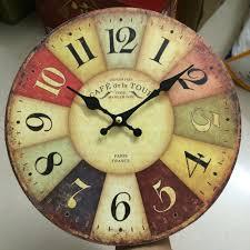 Grande Horloge Murale Pas Cher by Comparer Les Prix Sur Traditional Wall Clock Online Shopping