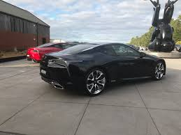 lexus 2017 sports car 2017 lexus lc500 u0026 lc500h pricing and specs luxury sports