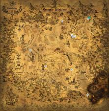 secret map the secret besieged farmlands lair mission blessed are