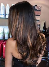 light brown hair with caramel highlights on african americans the best balayage hair color ideas 90 flattering styles brown