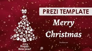 free prezi christmas card youtube