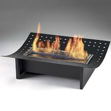 modern outdoor fire pits fireplaces and patio heaters modern blaze