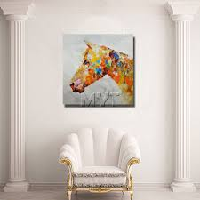 animal head home wall decoration good quality handcraft of horse