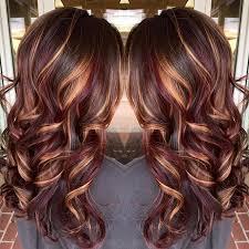 best 25 fall hair highlights ideas on pinterest baylage