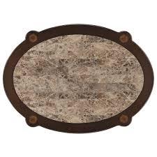 city furniture tradewinds dark tone marble storage coffee table