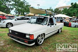 nissan hardbody lowered custom is mini truckin u0027 dead photo u0026 image gallery