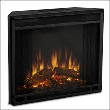 Electric Fireplace Insert Electric Fireplace Insert Lowes About Household Appliances