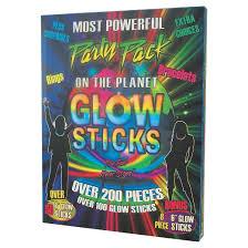 glow sticks 20ct glow stick party pack target