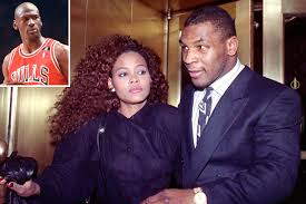 Mike Tyson Home by The Time Tyson Confronted Jordan Over Robin Givens New York Post