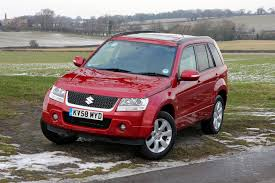 suzuki grand vitara estate 2005 2014 features equipment and