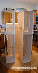 how to make a kitchen pantry cabinet incridible kitchen pantry cabinet plans on pantry primed on home