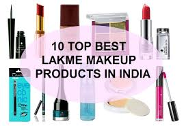 10 top best lakme makeup s in india lakme absolute
