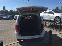 dodge crossover white used 2016 dodge grand caravan 4 door mini van passenger in