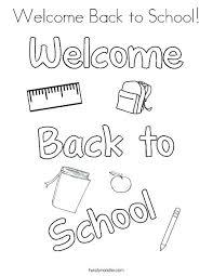 preschool coloring pages school back to school coloring pages welcome back to school coloring pages