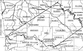Boone Map Cn Ar Map