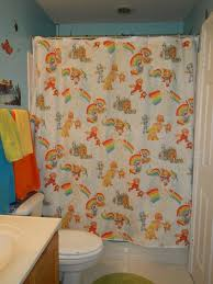 Design Your Own Curtains Create Your Own Shower Curtain Using A Vintage Bed Sheet Craft