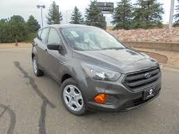 Ford Escape Dimensions - ford escape in broomfield co sill terhar motors
