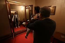 Dressing Room Mirror Lights Dressing To Kill The History And Art Of The Bullfighter U0027s U201csuit