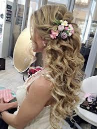 wedding flower hair wedding hairstyles for hair with flowers hair