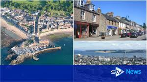 Scotland Best Places To Live In Scotland Revealed In New Guide