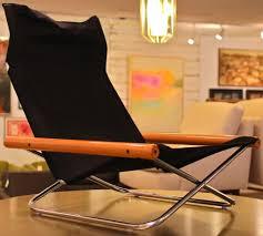 japanese suekichi uchida folding chair tubular steel chair