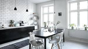 cuisine moderne et blanc cuisine noir et blanc apartloanfudousan info