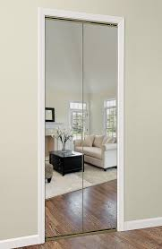 Pine Bifold Closet Doors Modern Bifold Mirror Door With Cool Mirror Closet Doors On Mirror