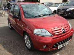 used citroen c3 exclusive manual cars for sale motors co uk